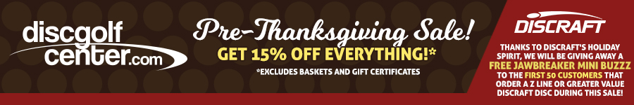 Pre-Thanksgiving Day Sale! Everything 15% Off!